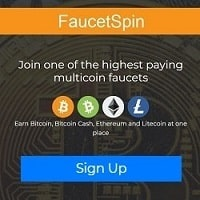 Ethereum кран FaucetSpin