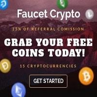 сайт крипто-крана FaucetCrypto