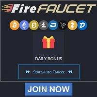 Криптовалютный кран FireFaucet
