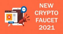 New crypto faucet 2021