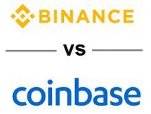 Binance против Coinbase